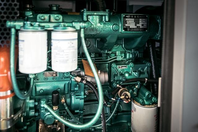 Moteur groupe électrogène 35 kVA