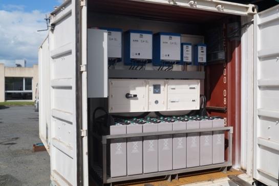 CHANTIERS ISOLÉS TEMPORAIRES EN FRANCE - GELEC Energy