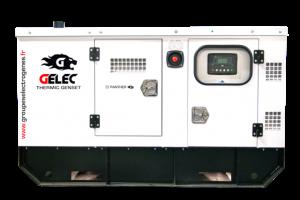 Groupe électrogène diesel - Gamme PANTHER 640x427