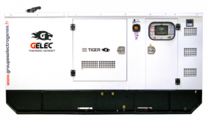 Groupe électrogène diesel - Gamme TIGER 616x360