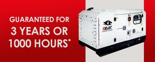 generators guaranteed