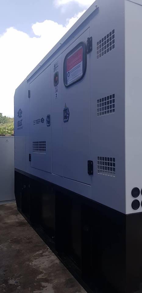 compagnie d'alimentation groupe électrogène 110 kva - Groupe électrogène diesel 110 kVA - Compagnie l'alimentation