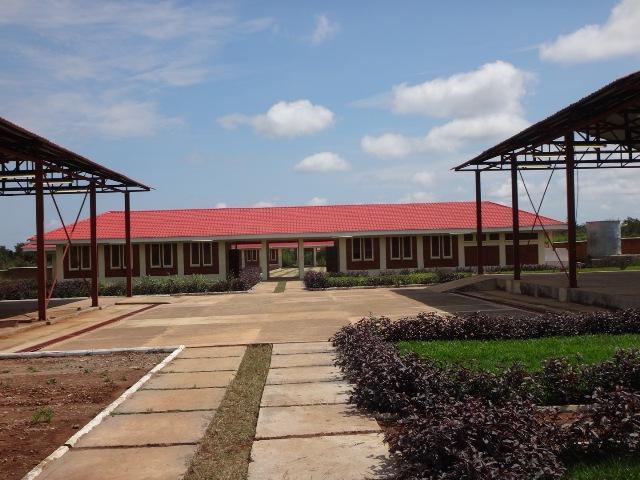 Groupe électrogène école Congo