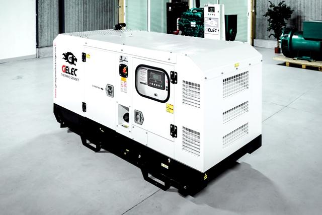 groupe électrogène 25 kVA diesel