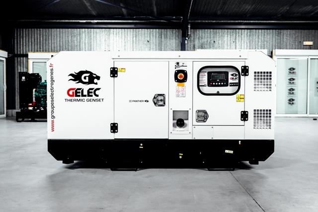 groupe électrogène 35 kVA diesel