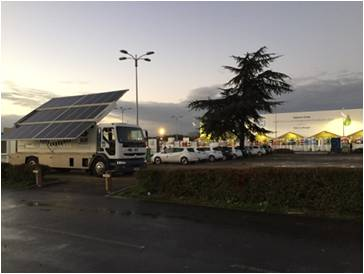 Hybrid Power Station COP21