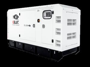 Groupe électrogène LION 440 kVA 480 kVA 550 kVA