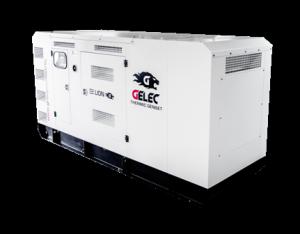 Groupe électrogène Gelec 415 kVA