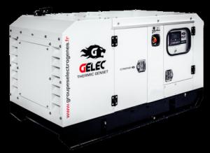 Groupe électrogène 80 kVA