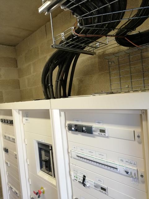 plateforme logistique groupe électrogène 250 kva - Sécuriser l'alimentation électrique d'une plateforme logistique