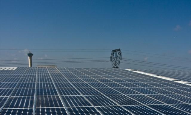 Hpod et photovoltaique - Autonomie énergétique CAP SUD - Panneaux solaires