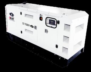 Groupe électrogène TIGER 200 kVA 250 kVA 280 kVA 360 kVA