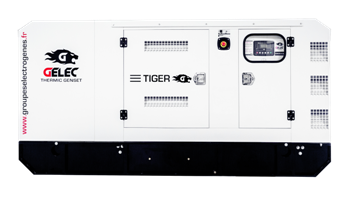 Groupe électrogène Gelec 90 kVA